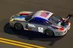 #59 Brumos Racing Porsche GT3: Andrew Davis, Hurley Haywood, Leh Keen, Marc Lieb