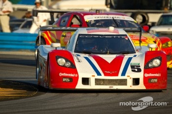 #5 Action Express Racing Corvette DP: David Donohue, Christian Fittipaldi, Darren Law
