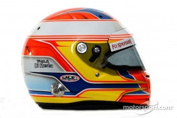 Paul di Resta, Sahara Force India Formula One Team  helmet