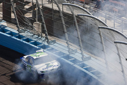 Casey Mears in trouble
