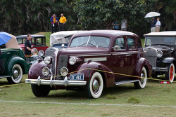 1937 Buick 41 Touring Sedan