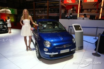 Fiat 500 America