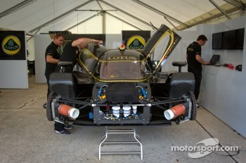 Lola B12/80 Coupé - Lotus