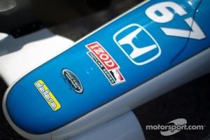 Car detail for Josef Newgarden, Sarah Fisher Hartman Racing Honda