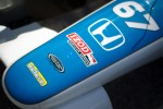 Car detail for Josef Newgarden, Sarah Fisher Hartman Racing Honda