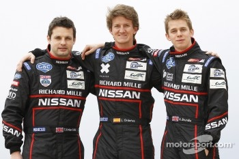 Tom Kimber-Smith, Lucas Ordonez and Alex Brundle