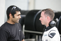 Karun Chandhok and Danny Watts