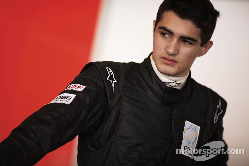 Dmitry Suranovich, Marassia Mnor Racing