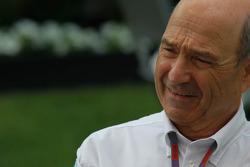 Peter Sauber, Sauber F1 Team, Team Principal