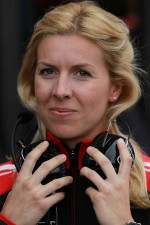 Maria De Villota, test driver, Marussia F1 Team