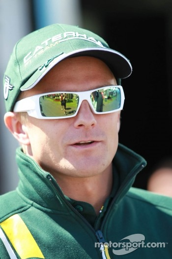 Heikki Kovalainen, Caterham F1 Team