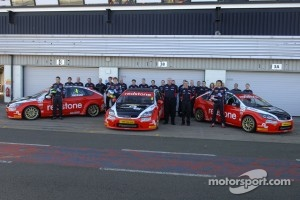 The Redstone Racing Team