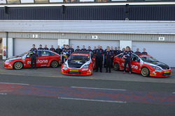 The Redstone Racing Team