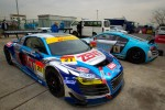 #21 Hitotsuyama Racing Audi R8 LMS