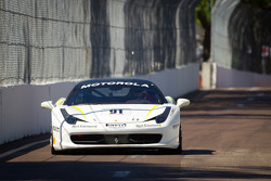 #91 Ferrari of Ft Lauderdale 458CS: Guy Leclerc