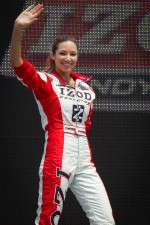Miss IZOD IndyCar