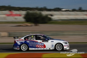 Charles Kaki Ng, BMW 320 TC, Liqui Moly Team Engstler