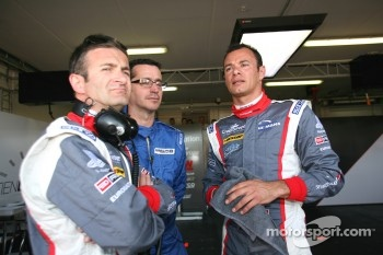 Nicolas Minassian and Stéphane Sarrazin