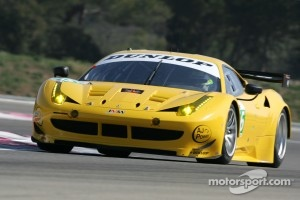 JMW Motorsport, Ferrari F458