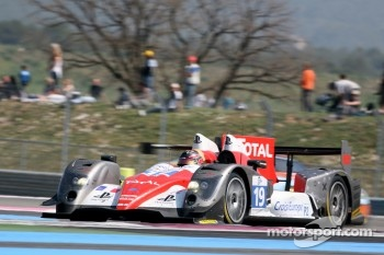#19 Sbastien Loeb Racing Oreca 03 - Nissan: Stphane Sarrazin, Nicolas Minassian, Nicolas Marroc