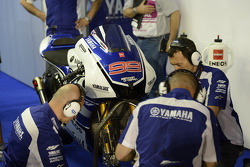 Bike of Jorge Lorenzo, Yamaha Factory Racing