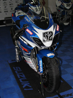 52 - Vincent Philippe - Suzuki GSX-R 1000 - Junior Team L.M.S. Suzuki