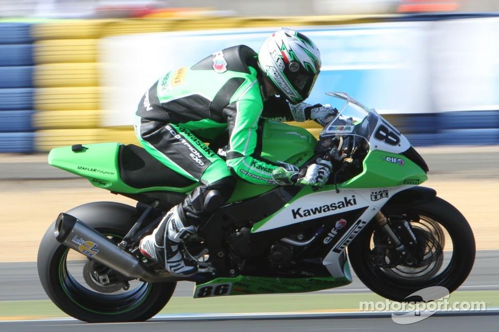 86-Julien Da Costa-Kawasaki ZX 10R-Team S.R.C. Kawasaki