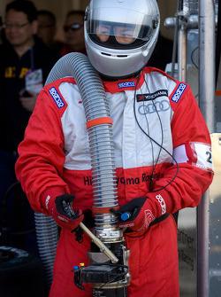 Hitotsuyama Racing refueler