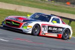 #37 All-Inkl.com Mnnich Motorsport Mercedes-Benz SLS AMG GT3: Nicky Pastorelli, Thomas Jger