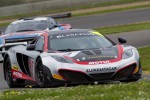 #2 Hexis Racing McLaren GT MP4-12C GT3: Grgoire Demoustier, Alvaro Parente