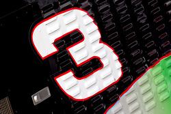Car detail, Austin Dillon, Richard Childress Racing Chevrolet