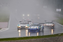 #34 PRO GT by Almeras Porsche 997 GT3 R: Henry Hassid, Anthony Beltoise, Roland Berville