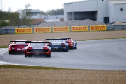 #16 Sainteloc Racing Audi R8 LMS: Marc Sourd, Gregory Guilvert