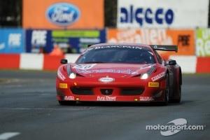 #50 AF Corse Ferrari 458 Italia: Gaetano Ardagna Perez, Giuseppe Ciro
