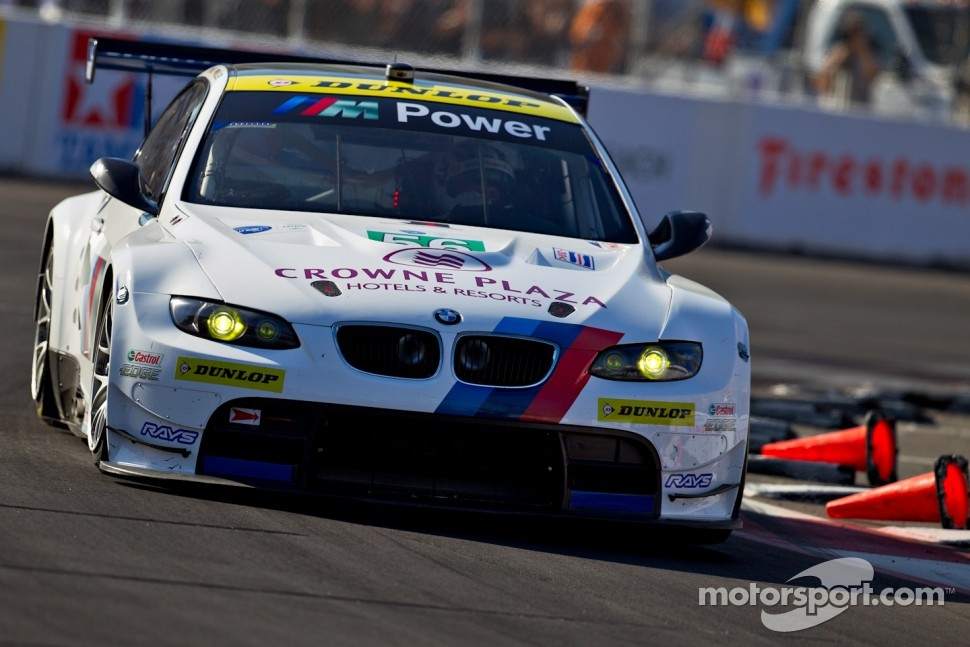 #56 BMW Team RLL BMW M3 GT: Joey Hand, Dirk Muller
