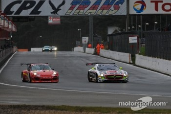 #37 All-Inkl.com Mnnich Motorsport Mercedes-Benz SLS AMG GT3:, Thomas Jger