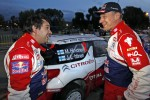 Daniel Elena and Jarmo Lehtinen, Citroën Total World Rally Team