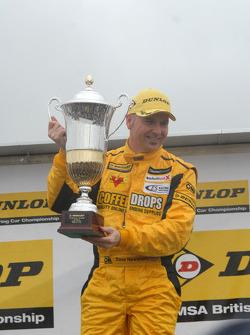 Round 7 2nd place Dave Newsham, ES Racing