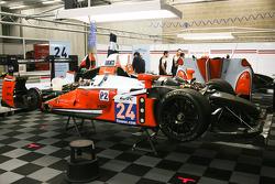 #24 Oak Racing Morgan-Judd: Jacques Nicolet, Matthieu Lahaye, Olivier Pla