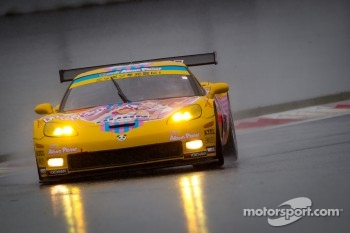 #48 Dijon Racing Callaway Corvette Z06R GT3: Hiroshi Takamori, Shogo Mitsuyama, Keiichi Inoue