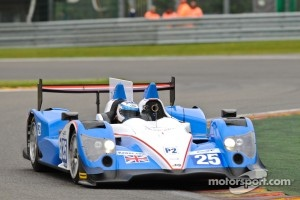 #25 ADR-Delta Oreca 03 Nissan: John Martin, Robbie Kerr, Tor Graves