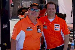 KTM/HMC Racing Crew