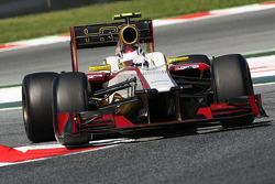 Dani Clos, HRT F1 Team