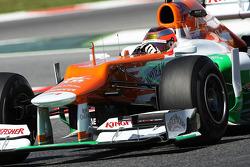 Jules Bianchi, Sahara Force India F1 Team