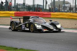 #32 Lotus Lola B12/80 Lotus: Luca Moro, Kevin Weeda, James Rossiter