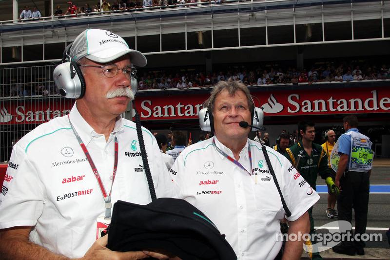 Dr. Dieter Zetsche, Daimler AG CEO