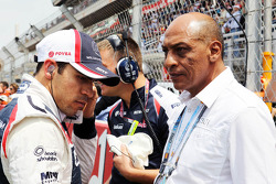 Pastor Maldonado, Williams on the grid