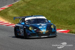 #67 TRG Sargent & Lundy Porsche GT3: Steven Bertheau, Spencer Pumpelly