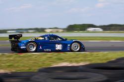 #90 Spirit Of Daytona Chevrolet Corvette Dp: Michael Valiante, Richard Westbrook