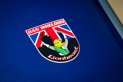 In memory of Dan Wheldon, car of Alex Tagliani, Team Barracuda - BHA Lotus
